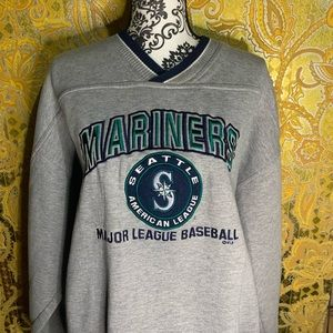 Vintage Seattle Mariners Crewneck
